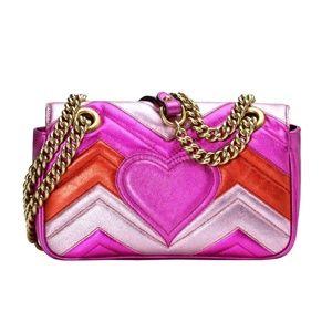 Gucci Bags - Gucci Mini Marmont Matelassé Shoulder Bag